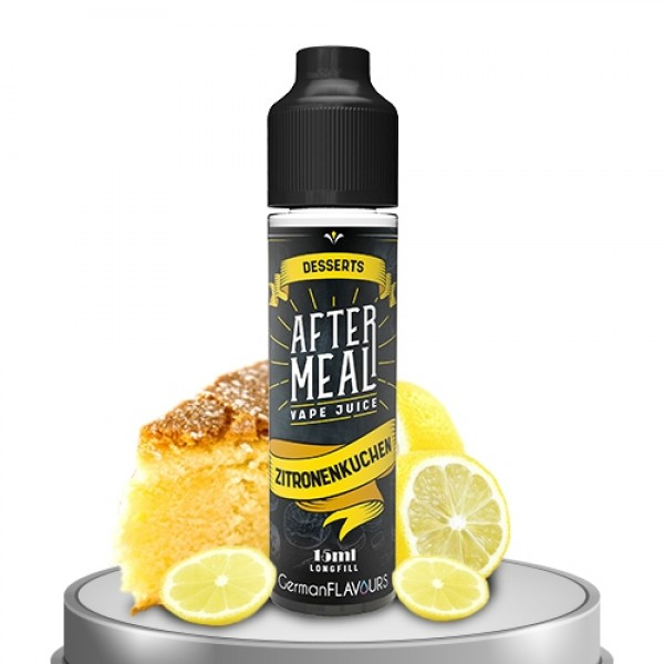 After Meal - Zitronenkuchen- Longfill