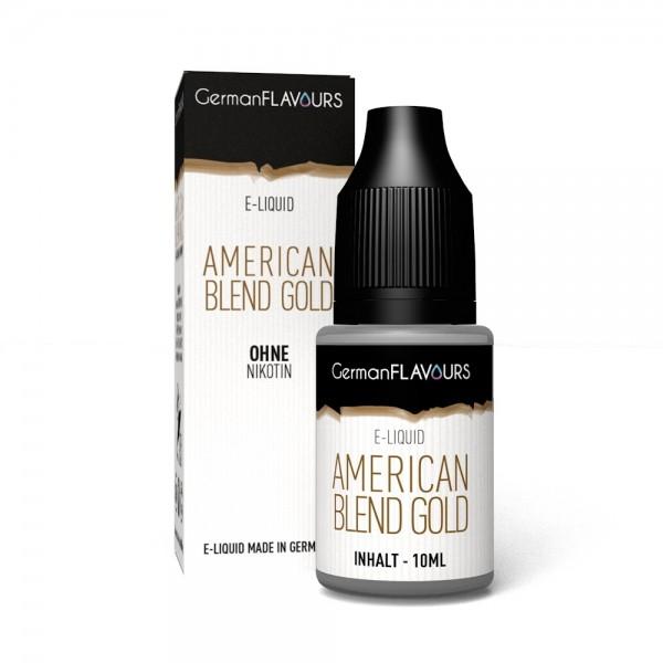 American Blend Gold e-Liquid