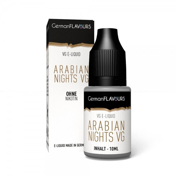 Arabian Nights  VG e-Liquid