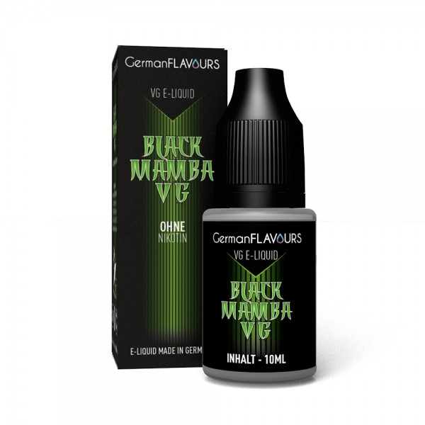 Black Mamba  VG e-Liquid