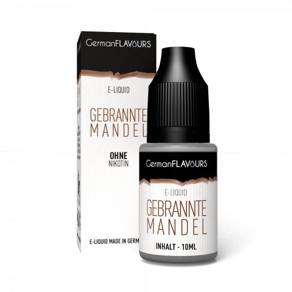 Gebrannte Mandel e-Liquid