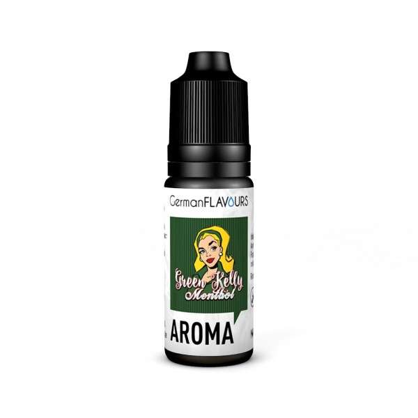 Green Kelly Aroma mit Menthol