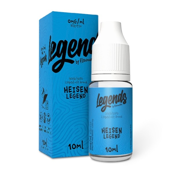 Legends Liquid - Heisen Legend