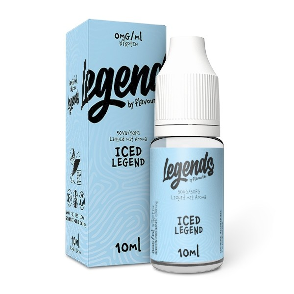 Legends Liquid - Iced Legend