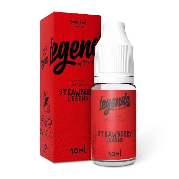 Legends Liquid - Strawberry Legend