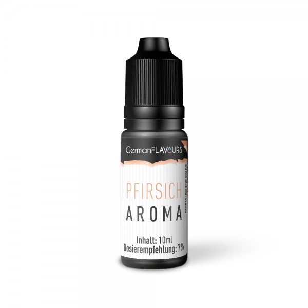 Pfirsich Aroma