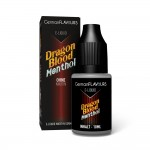 Dragon Blood e-Liquid mit Menthol