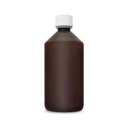 Aromen/Base PET-Veralflasche braun 1000 ml