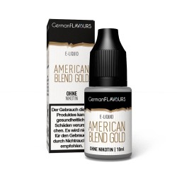 American Blend Gold e-Liquid Austria