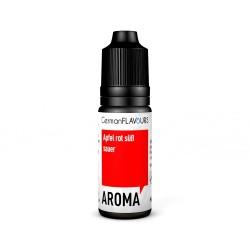 Apfel rot süß sauer Aroma