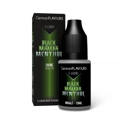 Black Mamba e-Liquid mit Menthol
