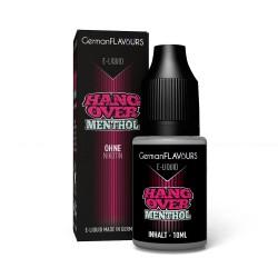 Hangover e-Liquid mit Menthol