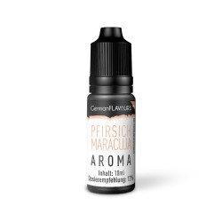 Pfirsich Maracuja Aroma
