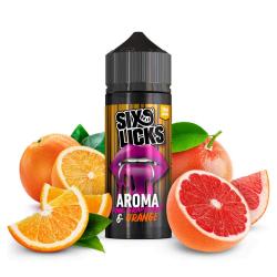 Six Licks - Pink Grapefruit Orange