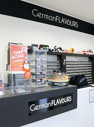 GermanFLAVOURS Store Sprockhoevel