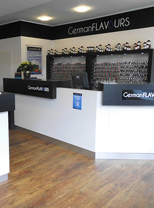 GermanFLAVOURS Store Troisdorf