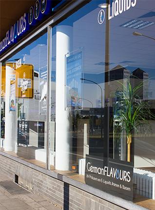 GermanFLAVOURS Store Essen