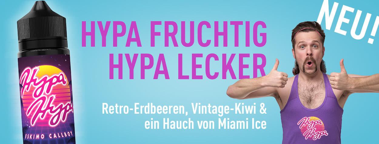 Hypa Hypa - Das neue Hypa Longfill ist da!